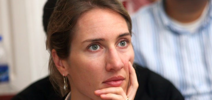 Nadia von Maltzahn (photo: Michael Asaad)