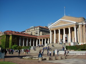 Jameson Hall at the University of Cape Town (Photo: Ian Barbour under CC BY-SA 2.0)