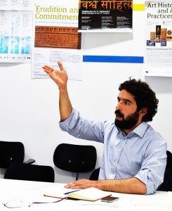 Karim Sadek. Photo: Forum Transregionale Studien