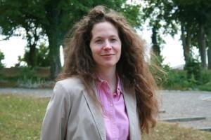 Die Stuttgarter Literaturprofessorin Sandra Richter (© Nicole Alexander)