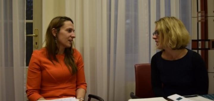 Ana Milosevic (photo: Forum Transregionale Studien)