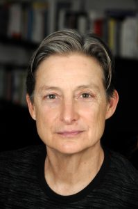 Bild: Judith Butler (2013) by University of California, Berkeley unter CC0-1.0