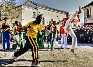 Capoeira in Montmartre 9 HDR