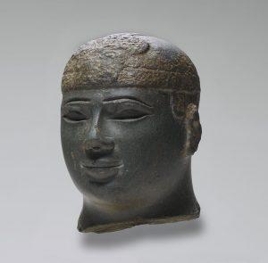 Head of a Kushite Ruler, ca. 716-702 B.C.E. Photo: Brooklyn Museum (CC-0 1.0).