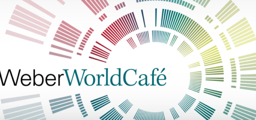 "WeberWorldCafé: ""Demographic Change – Challenges and Answers for Local  Communities"""