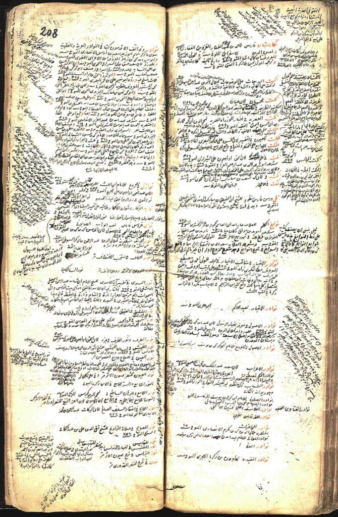 Kashf al-ẓunūn ʿan asāmī al-kutub wa-l-funūn, the author's copy