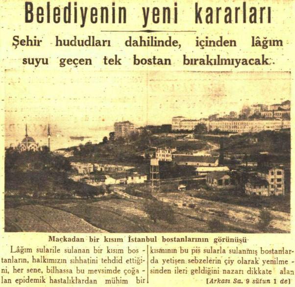 A vignette about sanitization of market gardens, 1939